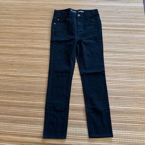 NWT Children's Place black skinny jeans size 12